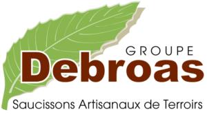 Logo Groupe Debroas Saucisson Artisanal Ardèche