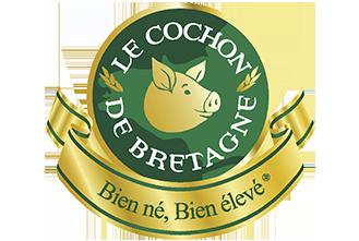 Logo Cochon de Bretagne Saucisson