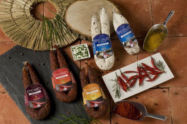 Groupe Debroas gamme alliance producteurs saucisson spécialités artisanal
